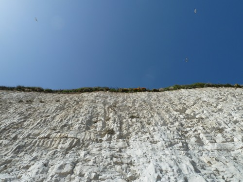 The Cliffs Between Ramsgate and Broadstairs