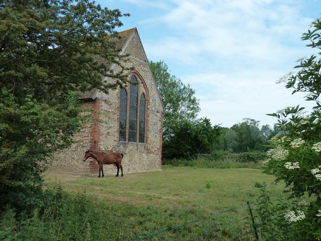 St Nicholas' Chapel Coggeshall Essex Walking Route