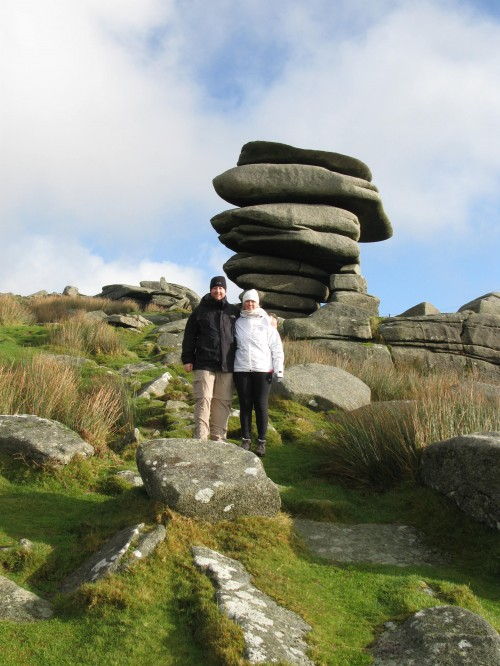 The Cheesewring Bodmin Moor