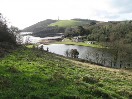 Polridmouth Fowey Walking Route Cornwall Walks