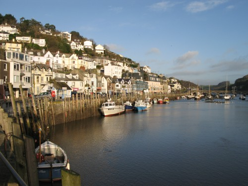 West Looe Cornwall Walks Polperro Walking Route
