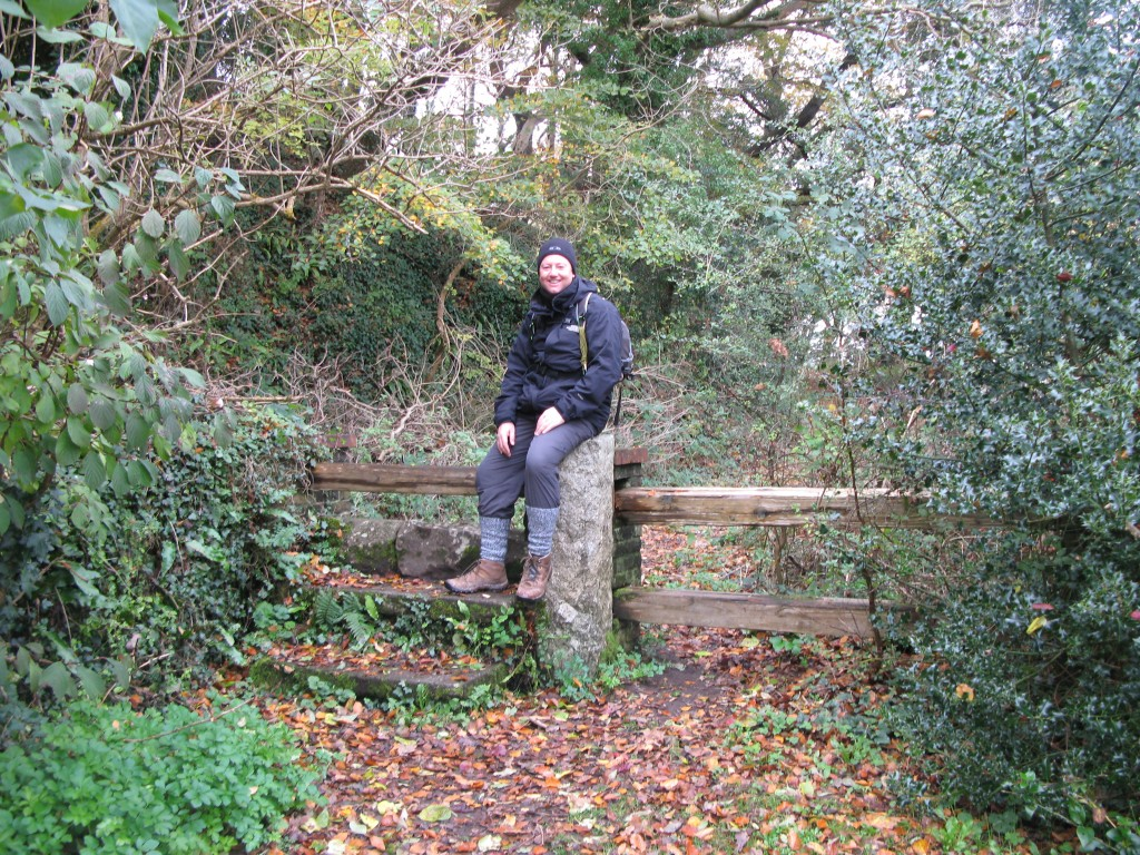Kilminorth Woods Nature Reserve and the Giant's Hedge Looe Walking Route Cornwall Walks