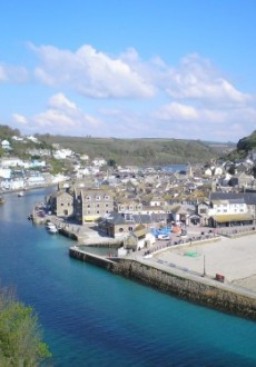 Looe Harbour Working Port Cornwall Walks Looe Walking Route