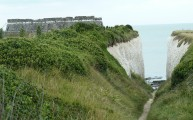 15 Margate Walking Route Tower Fort at White Ness
