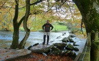 Tarr Steps - Walks And Walking – Somerset Walks Dulverton Tarr Steps Walking Route