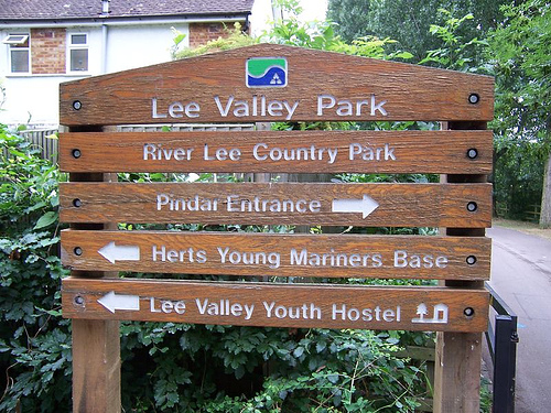 Walks And Walking - Essex Walks - Lee Valley Regional Park