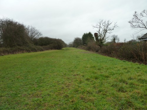Walks And Walking - Essex Walks - Waltham Abbey to Epping Walking Route - Epping Long Green
