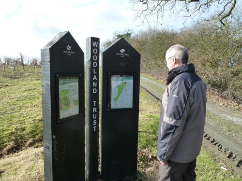 Walks And Walking - Essex Walks Epping Forest Deer Sanctuary Walking Route - Woodland Trust