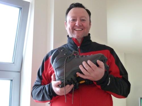 Walks And Walking - My New Scarpa SL Boots
