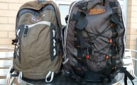 Walks And Walking Rucksacks - My Berghaus and Bear Grylls Rucksacks