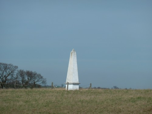 Walks And Walking - Epping Forest Queen Boudicca Obelisk Walking Route - Obelisk Close Up