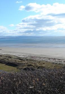 Wales And Walking - Wales Walks - Wales Coast Path Video - Cardigan Bay