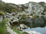 Walks And Walking - Cornwall Walks - Bodmin Moor Disused Quarry Video
