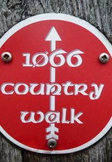 Walks And Walking - East Sussex Walks - Kent Walks - 1066 Country Walk - Walking Route