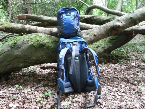 Walks And Walking - Eagle Creek Rincon 90L Travel Pack - Contour Fit Suspension