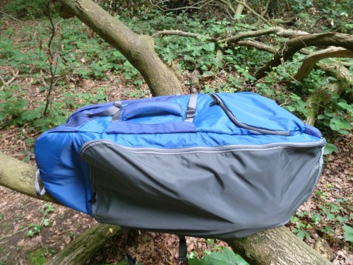 Walks And Walking - Eagle Creek Rincon 90L Travel Pack - Smart and tidy