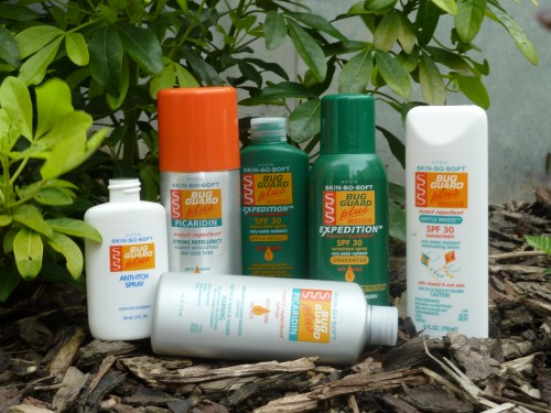 Walks And Walking - Avon Skin So Soft Bug Guard Essentials
