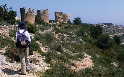 Walking the Costa Blanca - Saga Walking Holidays