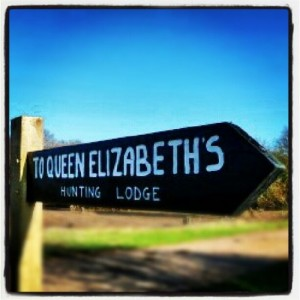 Queen Elizabeth's Hunting Lodge Walk Epping Forest