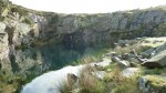 Walks And Walking - Cornwall Walks Bodmin Moor Caradon Hill Walking Route - Disused Quarry