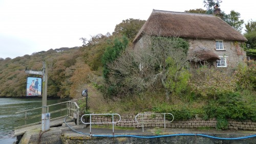 Walks And Walking - Smugglers Cottage Tolverne Cornwall Smugglers Tea Bar