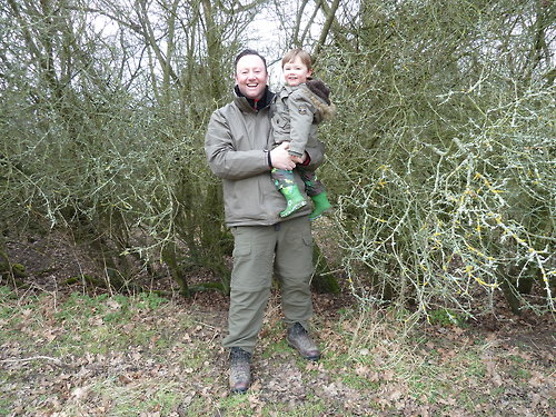 Essex Walks – Epping Forest Fallow Deer Upshire Video