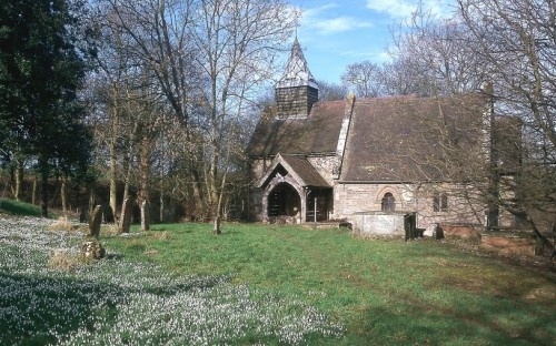 Walks And Walking - Churches Conservation Trust Top 10 Church Walks - St Michaels Historical Countryside Walk  Shropshire