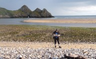 Walks And Walking - Gower Walking Festival 2013