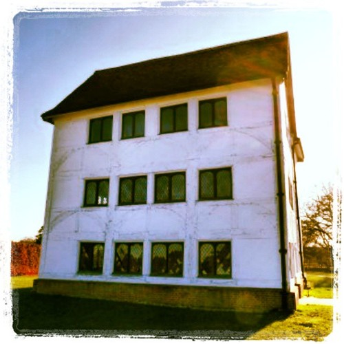 he Annual Epping Forest Centenary Walk - Queen Elizabeths Royal Hunting Lodge