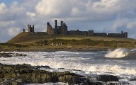 Walks And Walking - National Trust Top 10 Secret Walks - Dunstanburgh Castle Northumberland