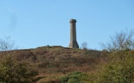 Walks And Walking - Dorset Walks Dorchester Hardys Monument Walking Route - Hardys Monument