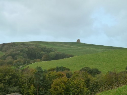 Walks And Walking - Weymouth Walks Abbotsbury Walking Route - St Catherines Chapel