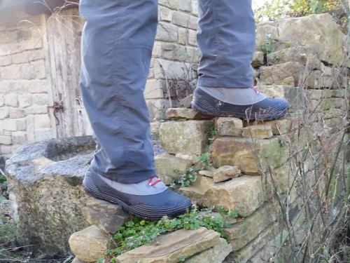 Walks And Walking - Teva Chair 5 Trail Walking Boots - Climbing The Walls