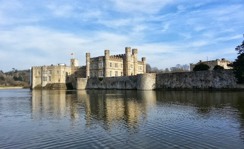 Walks And Walking - Classic British Hotels at Leeds Castle