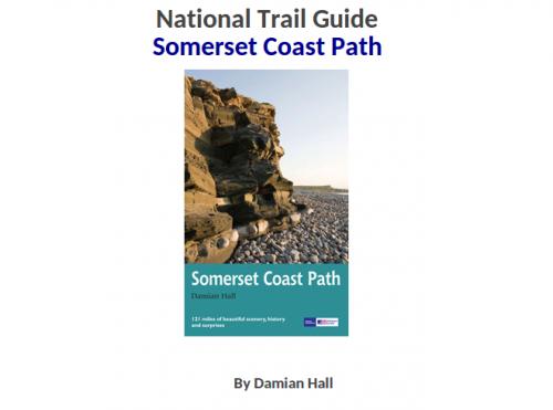 Walks And Walking - Somerset Coast Path by Damian Hall