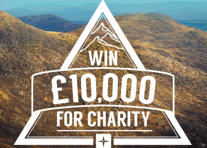 Mountain Warehouse's Charity Challenge is back for 2014