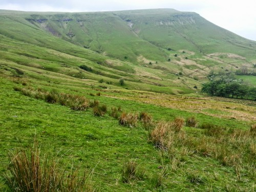 Walks And Walking - Hay Bluff Walking Route - Lord Herefords Knob