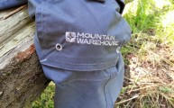 Walks And Walking - Mountain Warehouse Kids - Trouser Knee