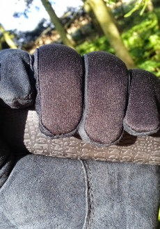 Walks And Walking - MacWet Sports Short Cuff Gloves - Superior grip