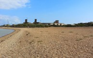Walks And Walking - Languard Fort Felixstowe Walking Route