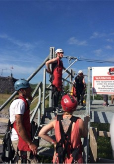 Winner of the Mountain Warehouse Charity Challenge 2014 Announced - Tracey Ames