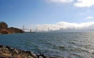 Exploring San Francisco on Foot