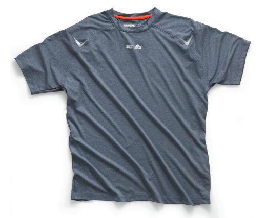 Scruffs Active Poly T-shirt (£16.95+VAT)