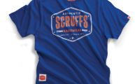 Scruffs Authentic Royal Blue T Shirt (£11.95+VAT)