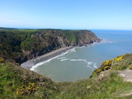 Walks And Walking - Hartland Walk in Devon - Shipload Bay