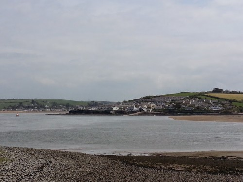 Walks And Walking - Appledore Walk in Devon - Rivers Taw and Torridge
