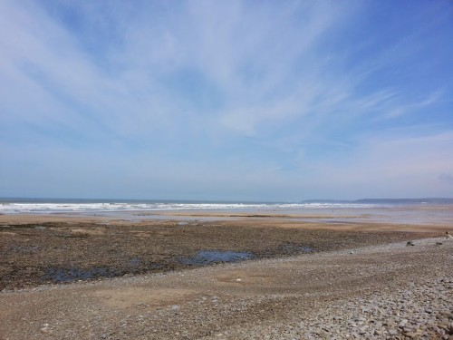 Walks And Walking - Appledore Walk in Devon - Westward Ho!