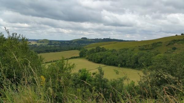 Walks And Walking - Paddlesworth Walk In Kent - Peene Quarry Country Park