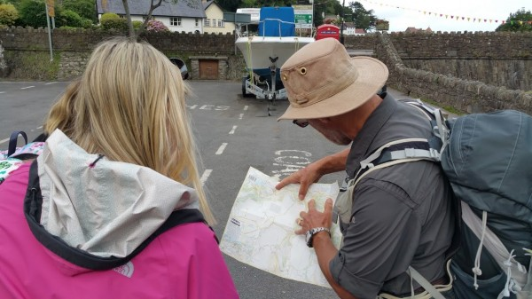 A Week At Holnicote House With HF Holidays - Explaining The Walk Ahead