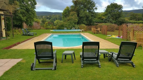 A Week At Holnicote House With HF Holidays - Heated Swimming Pool